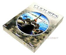 CULTURES - DIE ENTDECKUNG VINLANDS als CD für IBM Windows 95 98 in großer Box