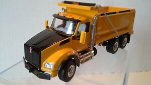 Kenworth T880 3Axle  Dump Truck by First Gear  - 1/50 scale  -  Diecast  New