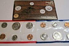 1985 Us Mint Uncirculated 12 Coin Set - P&D Mints