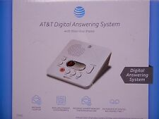 AT&T DIGITAL ANSWERING SYSTEM WITH TIME/DATE STAMP MODEL#1740