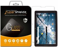 2x Supershieldz Tempered Glass Screen Protector for AT&T Primetime Tablet