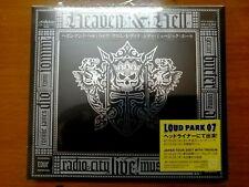 Live! Radio City Music Hall 2007 Heaven & Hell (2CD, JVC, Dio Black Sabbath) NEW
