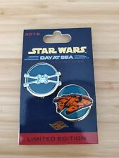 Disney 2016 Cruise Line Star Wars Day At Sea Limited Edition 2 Pin Set New
