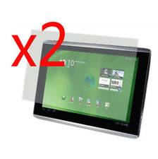 Bundle of 2 Acer Iconia Tab A500/W500 Protective Film SET