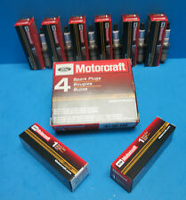 Set (6) OEM FORD Motorcraft SP413 Spark Plugs AGSF32N 3.0L V6 Expedited