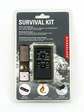NEW Kikkerland CD09-10 Function Camping / Hiking Survival Tool Kit-Free Shipping