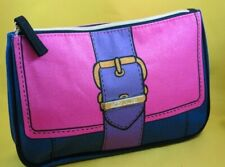 New ESTEE LAUDER Cosmetic Makeup Bag from USA-Pink & Blue