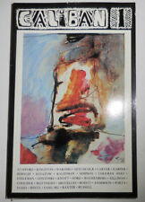Lawrence R Smith / Caliban #1 with handwritten note from the editor to poet 1st