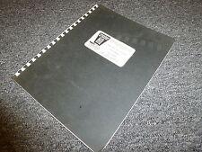 Pettibone 2248 2436 WRB Jaw Crusher Owner Operator Maintenance Manual Book