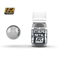 AK-Interactive Xtreme Metal - Chrome (30ml)