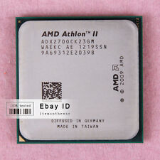 Free shipping ADX270OCK23GM AMD Athlon II X2 270 CPU 3.4 GHz 533 MHz Socket AM3