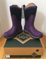 Muck Boots Arctic Sport II Mid Extreme-Conditions Sports Boots Women's 6 Purple