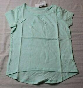 size 5//5T cotton The Children/'s Place Girls Shirt light blue