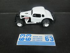 #63 Dick Forbrook Modified 1/25th scale Die-Cast donor kit