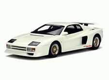 FERRARI TESTAROSSA KOENIG TWIN TURBO WHITE 1/18 BY GT SPIRIT FOR KYOSHO KJ012