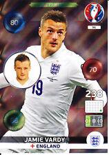 Panini Euro 2016 - Adrenalyn XL - Jamie Vardy - England - # 76 - ONE TO WATCH