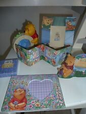 Winnie the Pooh Tigger Eeyore Piglet Picture Photo Frames Collection New