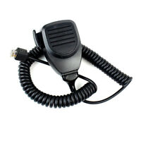 KMC-30 8pin Microphone For Kenwood TK868 TK-868G TK-768 TK-760 Ham Two-Way Radio