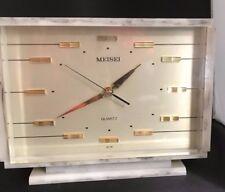Meisei Vintage Mantel Clock.