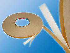 Kräftiges Tesa® Schaumstoff Doppelklebeband | Weiß | ca.50m x 8mm | Doppelseitig