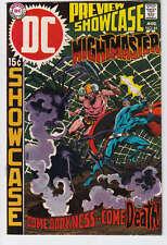 SHOWCASE # 84 BERNIE WRIGHTSON Nightmaster DC 1969 VFN-