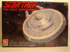 1998 AMT/ERTL 1:1400 Star Trek The Next Generation USS ENTERPRISE NCC-1701-C.