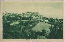 CARTOLINA d'Epoca ASCOLI PICENO provincia - Spinetoli 1939