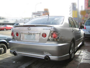 Lexus IS200 Trunk Deck Lip Spoiler OE Type IS300 1998-2005