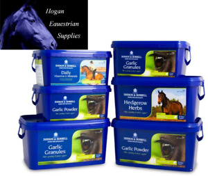 Dodson and Horrell supplements daily vitamins devils claw stroppy mare headgerow