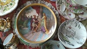 Ambrosius Lamm Dresden Opera Plate