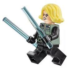 LEGO ® Super Heroes Figurine-Black Widow-sh494 de 76101 Infinity était Minifig
