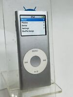 Apple iPod Nano 2nd Generation Silver (2GB) Model MA477