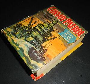 1942 Convoy Patrol Big Little Book #1446 VF