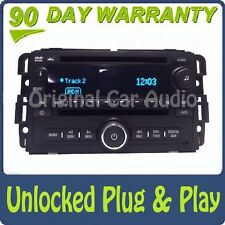 Unlocked GMC CHEVY BUICK Acadia OEM Stereo AM FM Radio AUX CD DVD MP3 Player