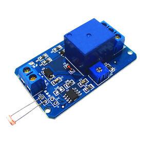 12V Automatic Module Light Control Switch Sensor Module for