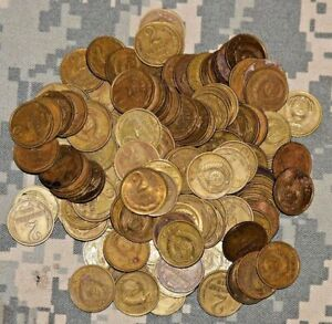 Soviet Russia 2 Kopeck Kopeks Coins Wholesale Lot 200 Pieces