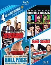 4 Film Favorites Modern Comedies 0794043169755 Blu Ray Region a