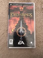 Lord Of The Rings Tactics PSP Game