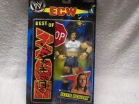 TMW1  Stevie Richards signed Jakks ECW Action Figure w/COA  **BONUS**