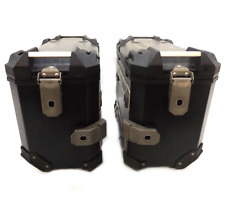 SUZUKI DL 650 & 1000 X XA V-STROM GENUINE PANNIERS 990D0-ALSC2-037