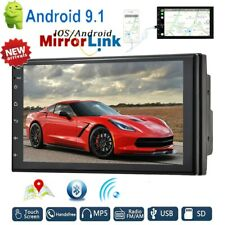 7'' 2DIN Android 9.1 Autoradio con GPS Wifi Bluetooth MP5 Player Touch Screen