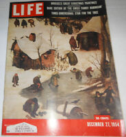 Life Magazine Bruegel's Great Christmas Paintings December 1954 072214R1