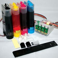 CISS Ink System for with EPSON WF-2530WF WF-2540WF WF-2630WF W/INK 16XL