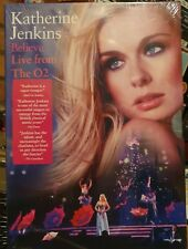 Katherine Jenkins - Believe - Live From The O2 (DVD, 2010) NEW & Factory Sealed