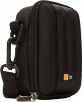 Case Logic QPB202 Hard Shell Case for Medium Sized Digital Cameras and Small Cam
