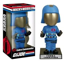 G.i. Joe - Cobra Commander Wacky Wobbler Bobble Head Figure Funko