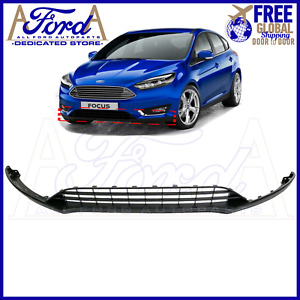 FORD FOCUS 2015 2016 2017 2018 MK3.5 FRONT BUMPER LOWER GRILL OE NEW F1EB-17B635