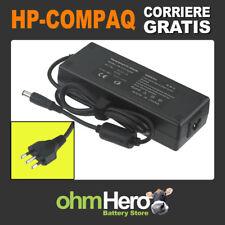 Alimentatore 18,5V 6A 120W per hp-compaq Business Notebook 6715s