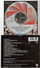 BLACK SABBATH live evil CD ALBUM france french pressing 826 881-2 osbourne dio