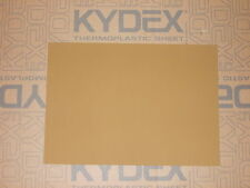 KYDEX T SHEET 420 X 297 X 2MM A3 SIZE (P-1 HAIRCELL COYOTE BROWN 72932)